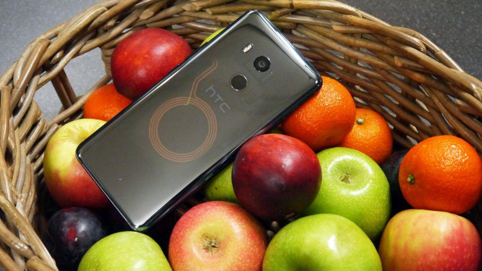 Cztery kolory HTC U12 Plus