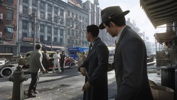 Wyszed³ kolejny zwiastun Mafia: Edycja Ostateczna