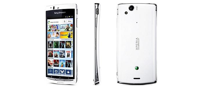 Jak zdjaæ simlocka z Sony-Ericsson Xperia Arc S za pomoc± kodu