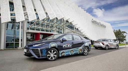 Toyota Australia niebawem rozpocznie produkcjê czystego wodoru