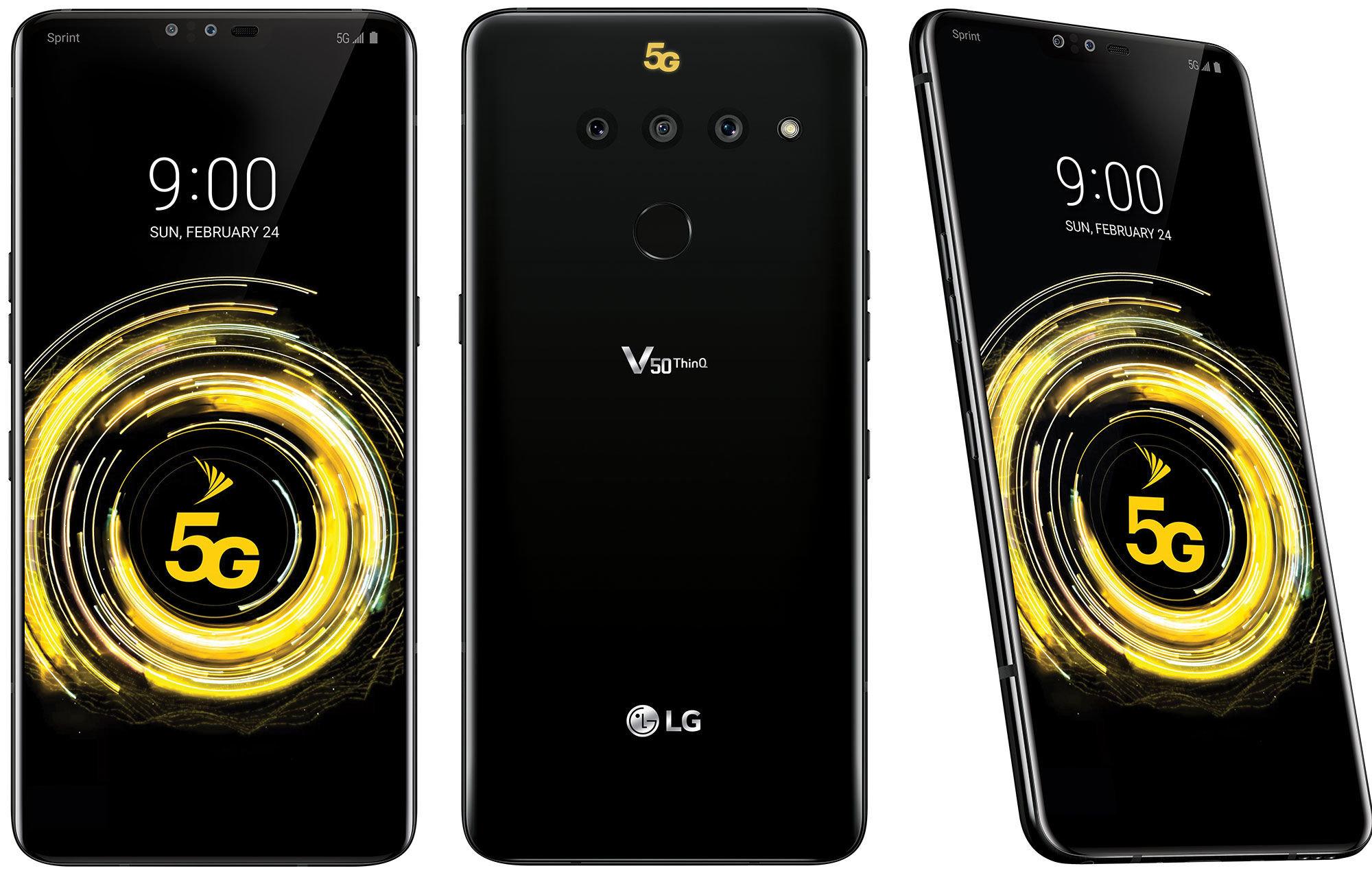 Wiemy, ile bêdzie kosztowaæ LG V50 ThinQ 5G
