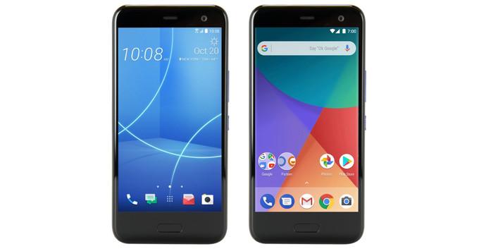 Wyciek³a specyfikacja HTC U11 Life