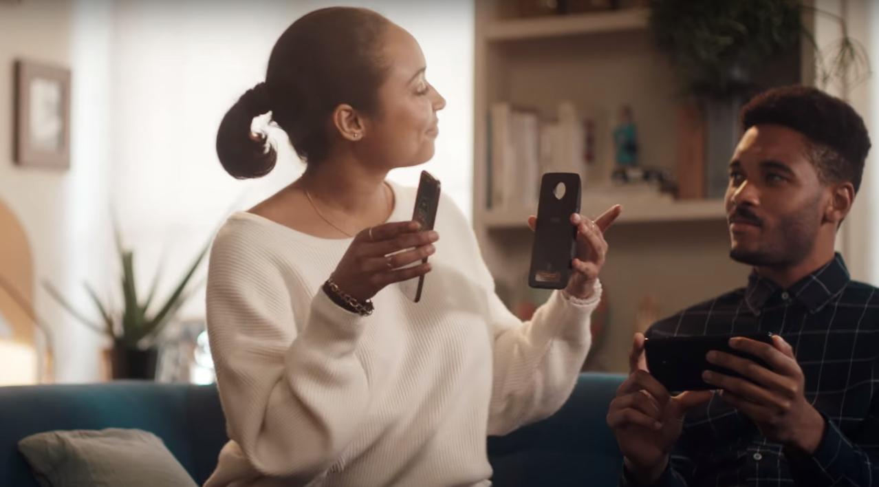Samsung nabija³ siê z Apple, teraz Motorola nabija siê z Samsunga