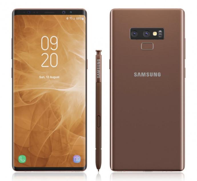 Samsung wyda³ filmik pokazuj±cy proces konstrukcji Galaxy Note 9