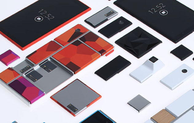 Google opó¼nia wprowadzenie modu³owego smartfona z Projektu Ara do 2016 roku