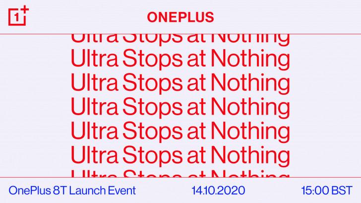 Ods³oniêcie smartfonu OnePlus 8T ma nast±piæ 14-go pa¼dziernika