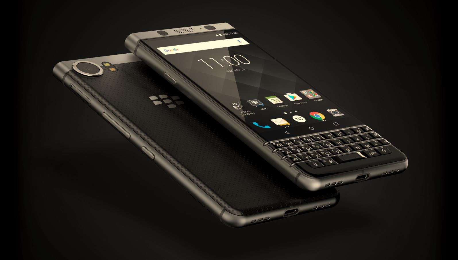 Og³oszono BlackBerry KEYone Bronze Edition