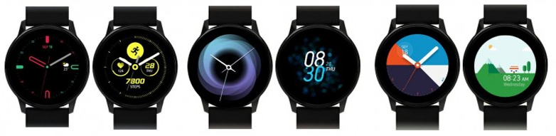Nowe rendery Samsung Galaxy Watch Active