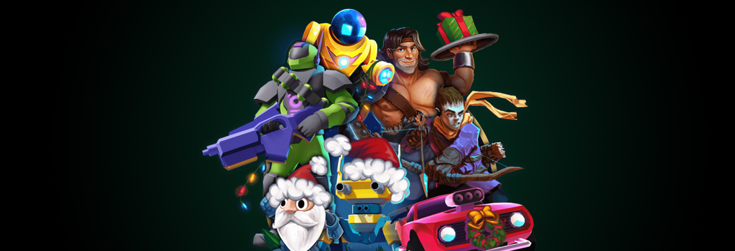 QubicGames oferuje za darmo seriê gier na Nintendo Switch