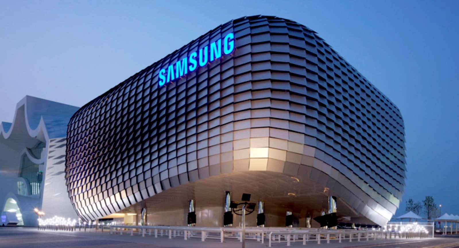 Samsung siódm± najbardziej warto¶ciow± mark± ¶wiata zdaniem Forbes