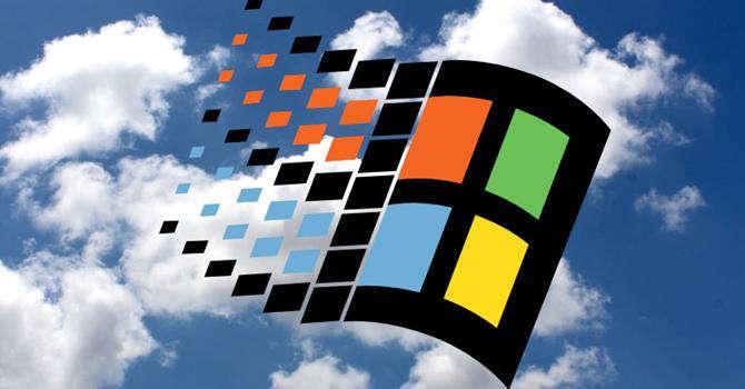 Windows 95 (tak jakby) do pobrania za darmo z sieci