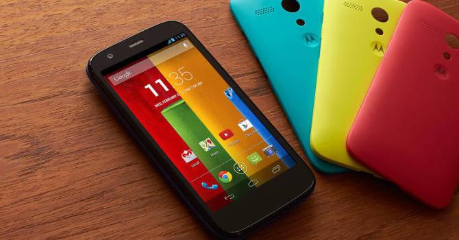 Motorola Moto G 2015. Znamy specyfikacjê...