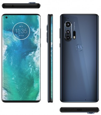 Przedstawiamy Wam nowy model z wyj±tkowym wy¶wietlaczem: Motorola Edge+