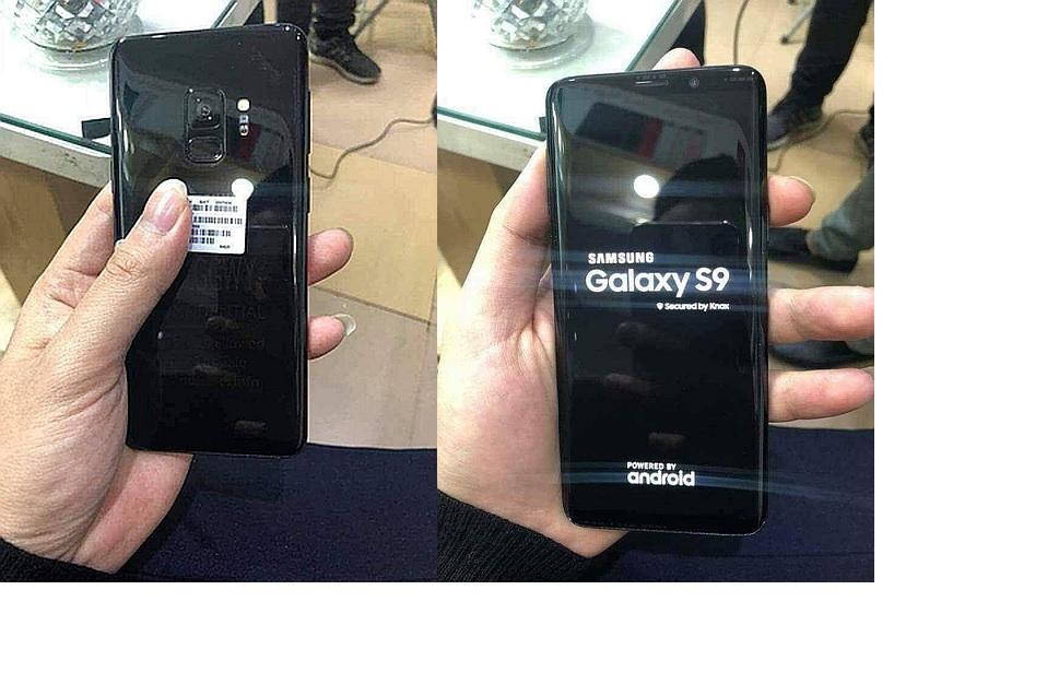 Nowe zdjêcia Samsunga Galaxy S9 na ¿ywo!
