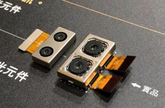Sony Xperia XZ3. Cztery obiektywy