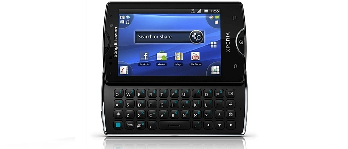 W jaki sposób zdj±æ simlocka w Sony-Ericsson Xperia mini pro