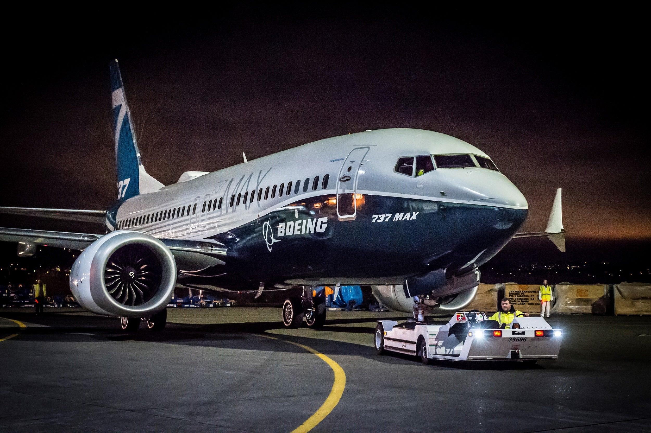 Boeing 737 Max wraca do pracy po roku uziemienia