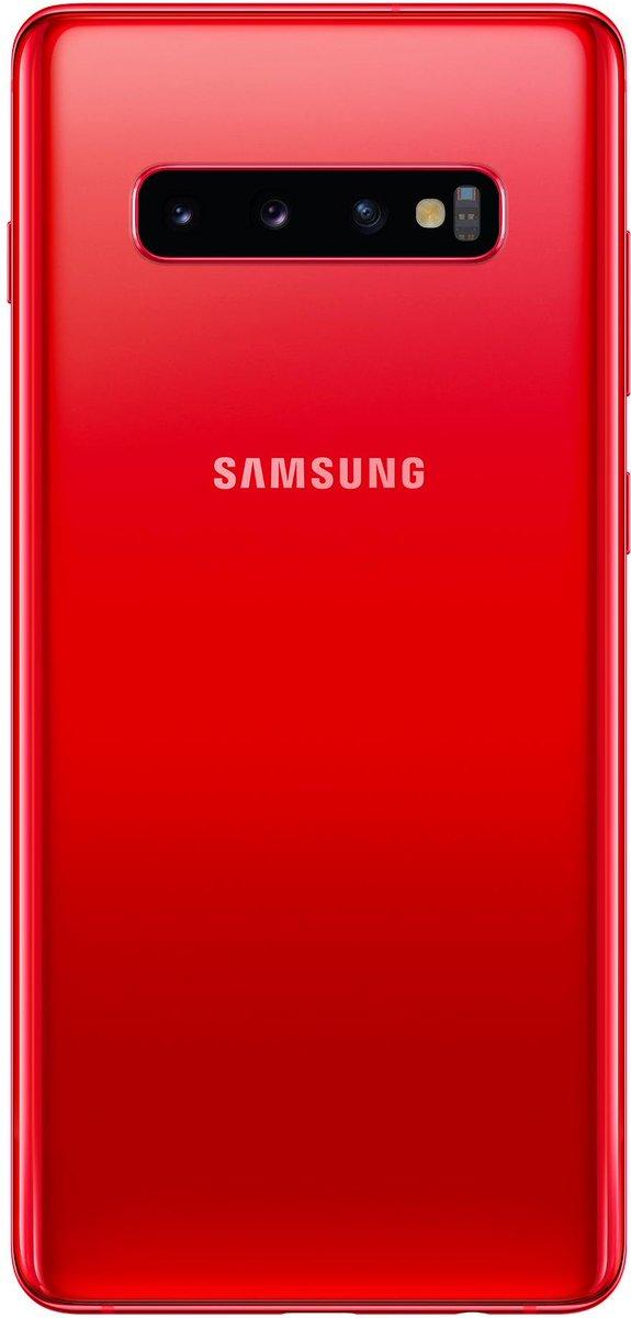 Samsung Galaxy S10 w kolorze Cardinal Red ju¿ niebawem