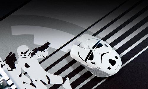 Mysz gamingowa dla fanów Gwiezdnych Wojen dostêpna w promocyjnej cenie