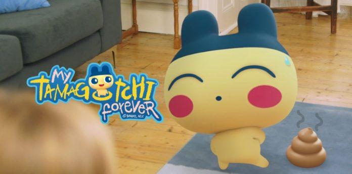 My Tamagotchi Forever, albo powrót legendy
