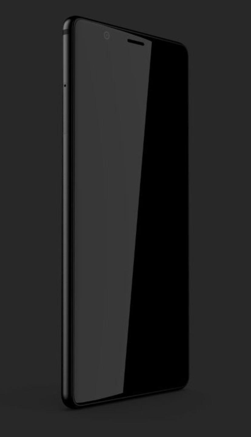 Wyciek³ render BlackBerry Ghost. Indyjski ekskluzyw? Mo¿liwe