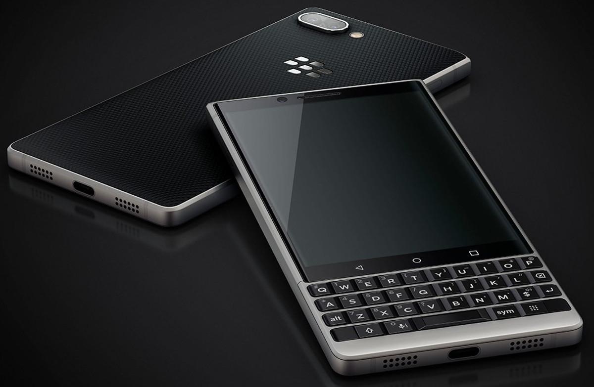 Wyciek³a specyfikacja BlackBerry Key2