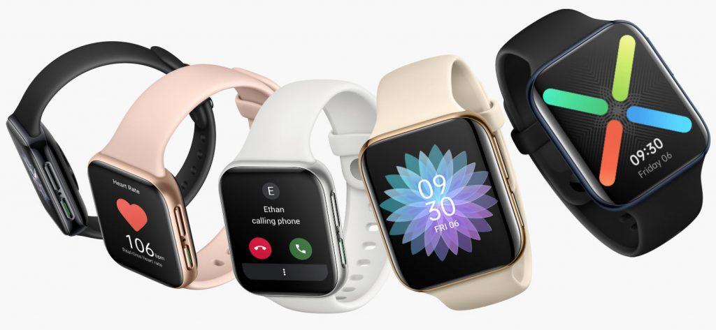 Smartwatche Oppo Watch od dzi¶ dostêpne w Polsce