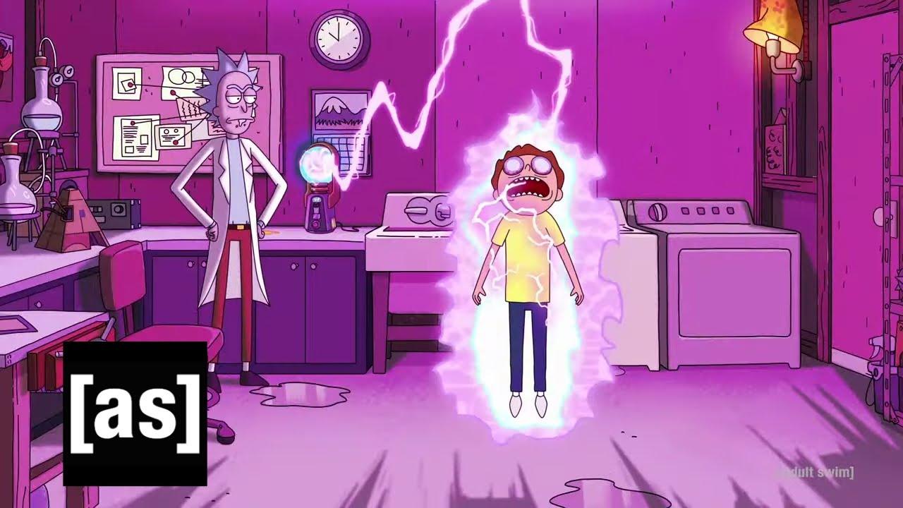 Rick and Morty - w sieci pojawi³ siê zwiastun drugiej po³owy 4 sezonu
