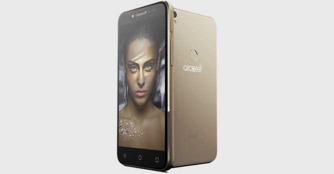 Alcatel Shine Lite to bardzo eleganckie urz±dzenie