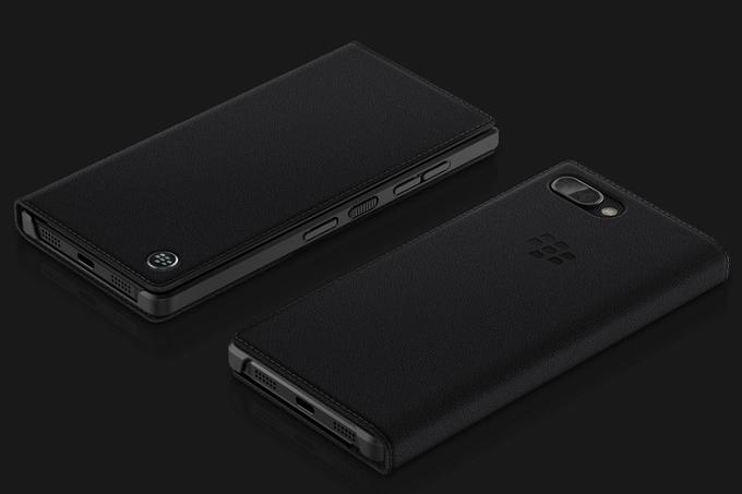 Dwie nowe, oficjalne etui dla BlackBerry Key2