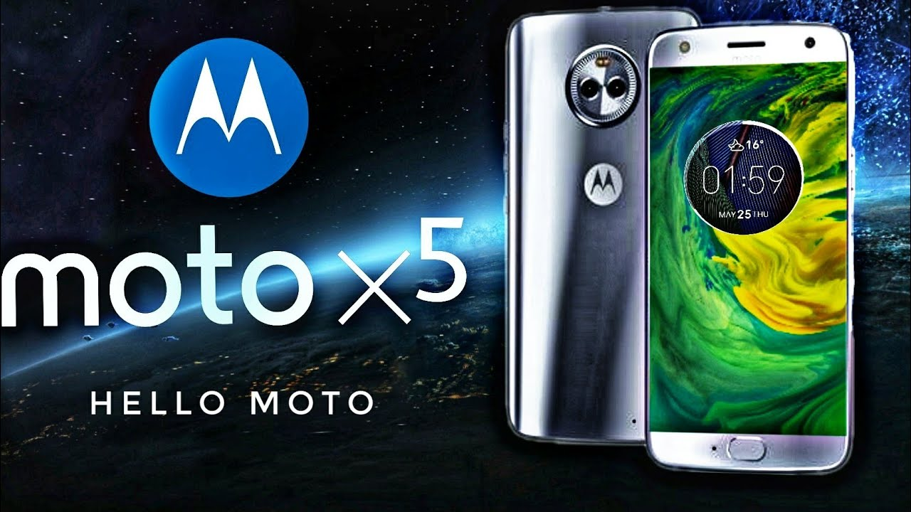 Motorola wyda Moto X5