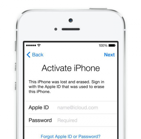 Jak sprawdziæ blokadê aktywacji (status Find my iPhone)