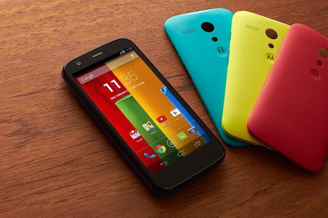 Motorola notuje rekordow± sprzeda¿ smartfonów pod sterami Lenovo