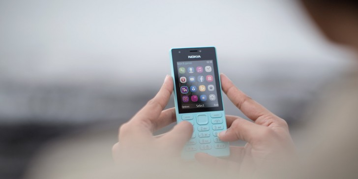 Nokia 216 - nowy feature phone Microsoftu.