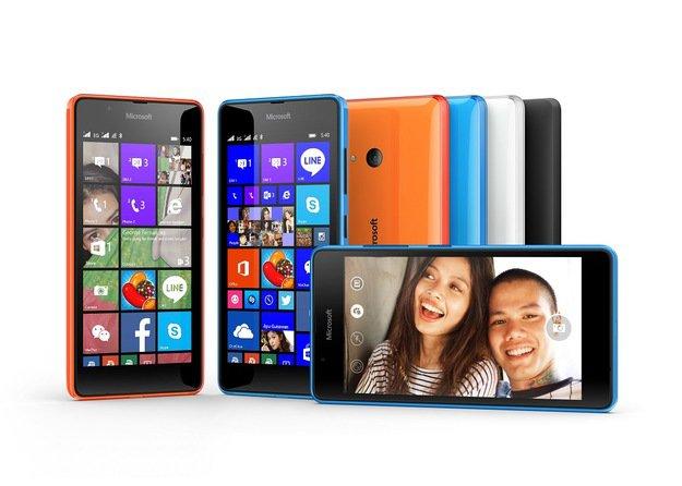 Microsoft Lumia 540 Dual SIM od lipca w Polsce!