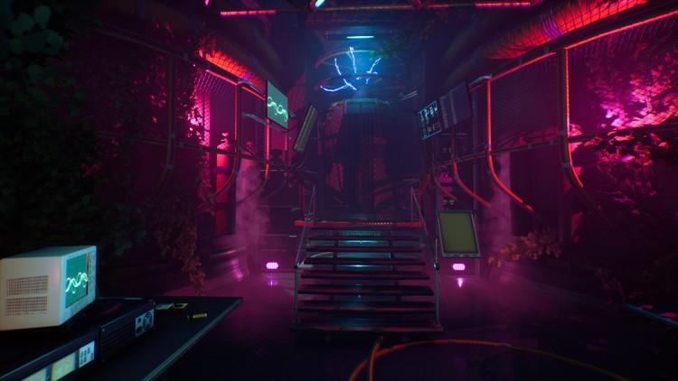 Transient, czyli cyberpunkowy horror w klimatach Lovecrafta, ma gameplay i datê premiery