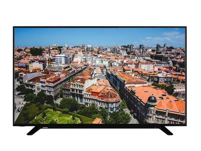 43-calowy telewizor Toshiba do kupienia tanio w Lidlu