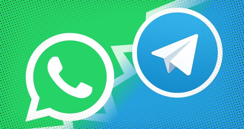 Telegram umo¿liwia przeniesienie wiadomo¶ci z WhatsApp