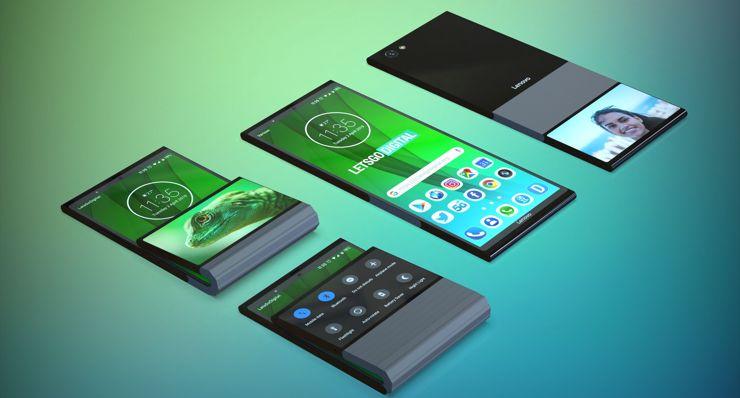 Lenovo wyprodukuje sk³adany telefon?