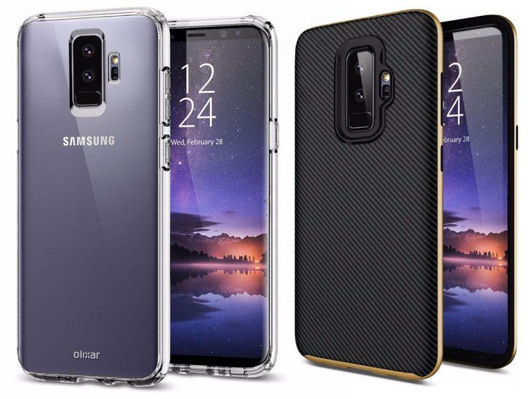 Benchmark i render Samsunga Galaxy S9 Plus