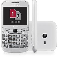 Usuñ simlocka kodem z telefonu Samsung Ch@t 357