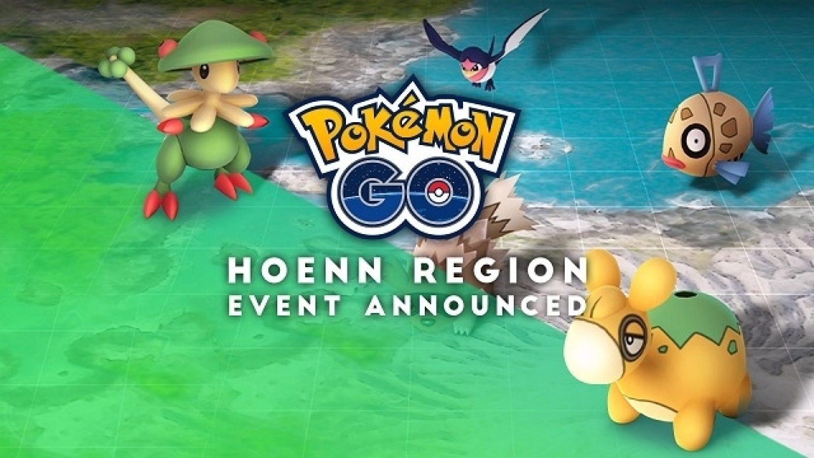 Hoenn Event w Pokemon Go rozpoczyna siê ju¿ dzi¶