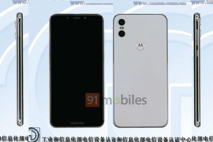Motorola One otrzyma³a chiñski certyfikat