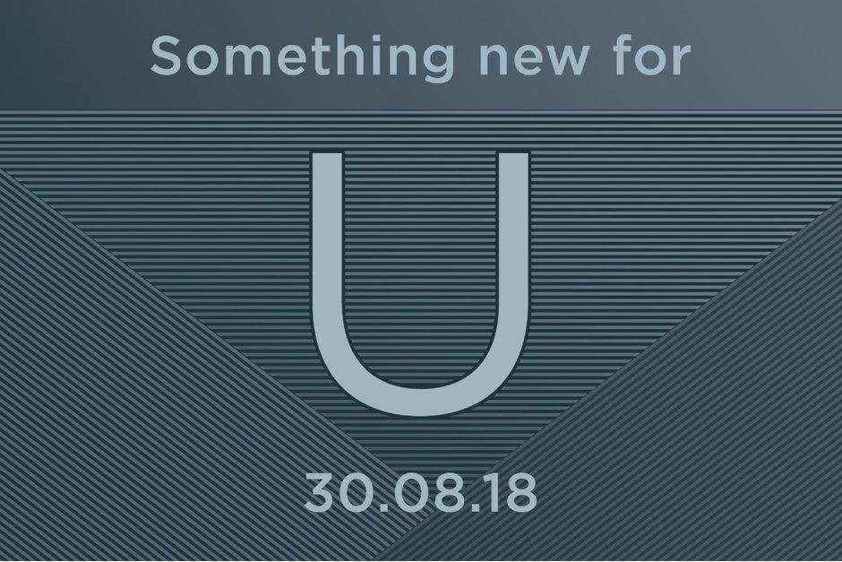 30-go sierpnia HTC ods³oni nowy telefon z serii U