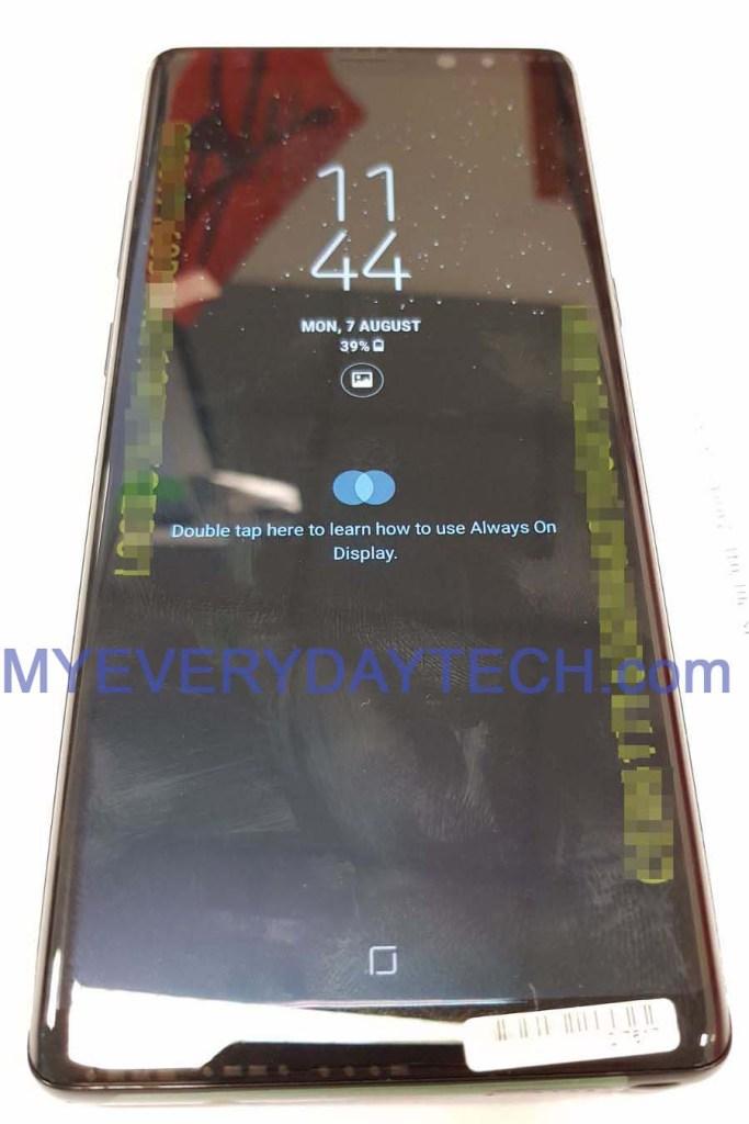 Wyciek³o prawdziwe zdjêcia Samsunga Galaxy Note 8