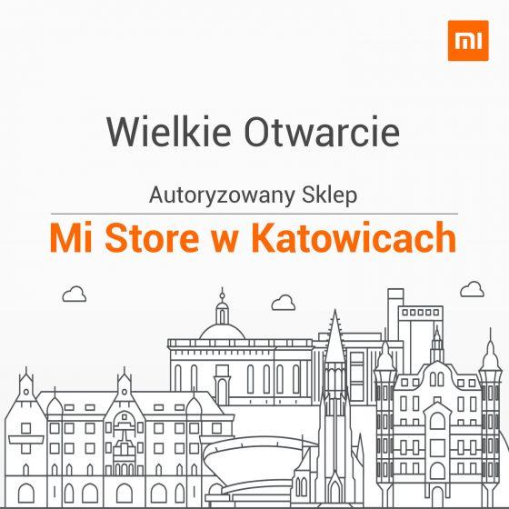 Nowy salon Xiaomi Mi Store w Polsce, tym razem w Katowicach