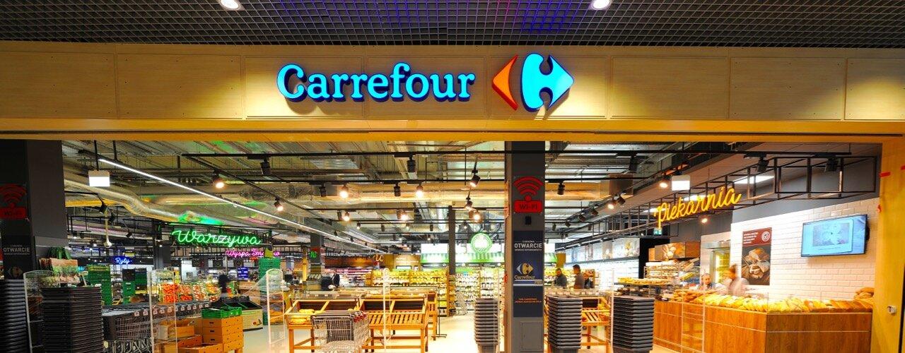 Carrefour wymy¶li³ sposób na obej¶cie zakazu handlu w niedzielê