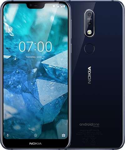 Nokia 7.1 dostaje aktualizacjê systemu operacyjnego
