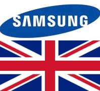 Simlock odblokowanie kodem z telefonów Samsung z Wielkiej Brytanii