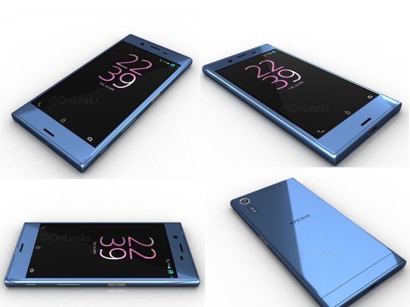 Sony Xperia XR na IFA?